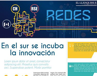 """Check out new work on my @Behance portfolio: """"Maqueta Redes"""" http://on.be.net/1LtKilg"""