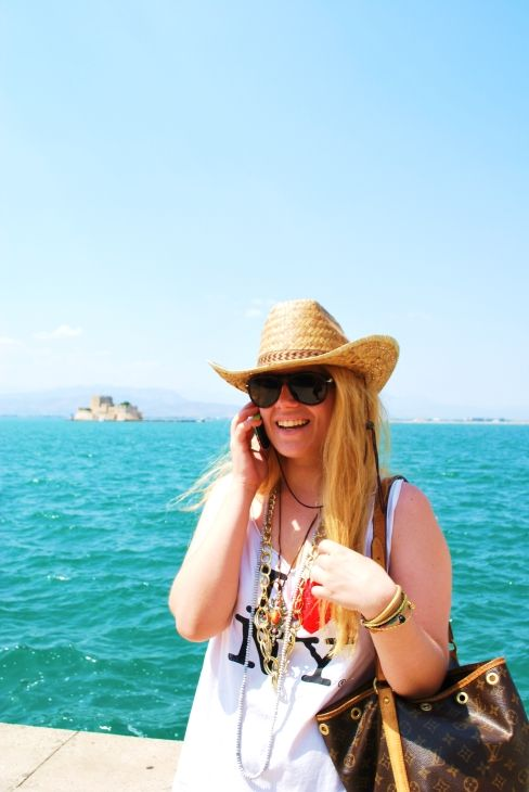 nafplio #summer #bloggers #christinageorgopoulos
