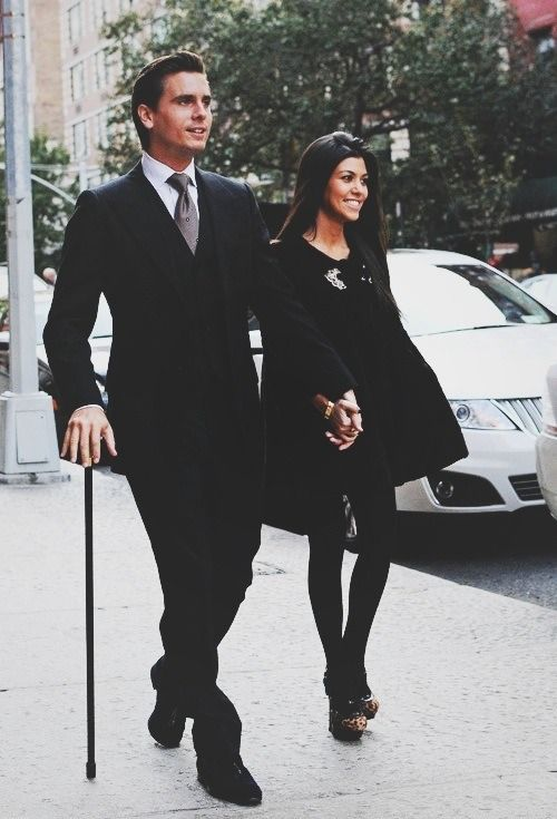 scott and kourtney are perf