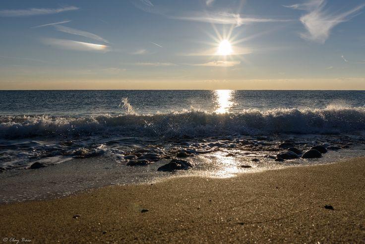 sole e onde - chi l'ha detto che l'inverno è freddo?