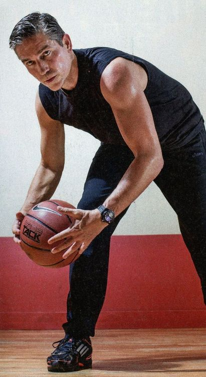 Jim Caviezel in February 2013 Men's Fitness Magazine -THUD ALERT | Person of Interest Discussion Forum