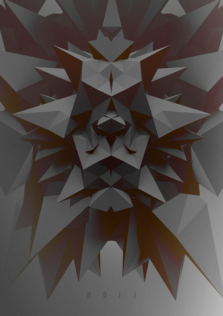 Cinema 4d geometric : Apparitional film