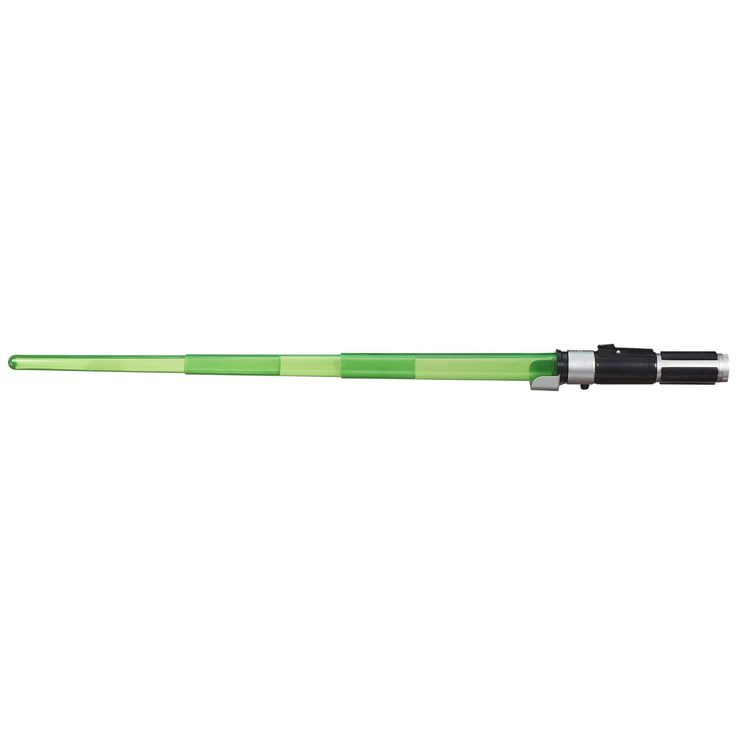 Star Wars Yoda Electronic Lightsaber Toy - $41.89