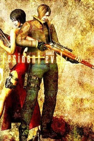 Resident Evil 4: Truly amazing! Action-packed, but without a boring tasteless story, amazing gameplay, snarky humor in the dialogues, an npc to drive you mad and two sexy protagonists that obviously like each other... What's there not to love? <3