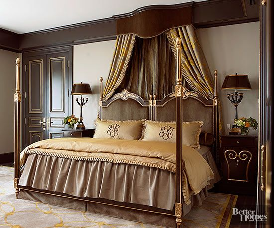 Bedrooms Fit For A Fairy Tale Chocolate Brown Fit And