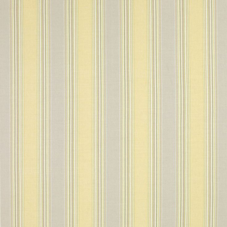 seymour camomile yellow stripe linen blend curtain fabric at laura ashley gardinen pinterest. Black Bedroom Furniture Sets. Home Design Ideas