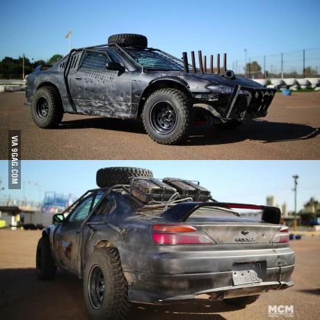 Mighty car mods nissan Silvia mod max v8, can I has this?