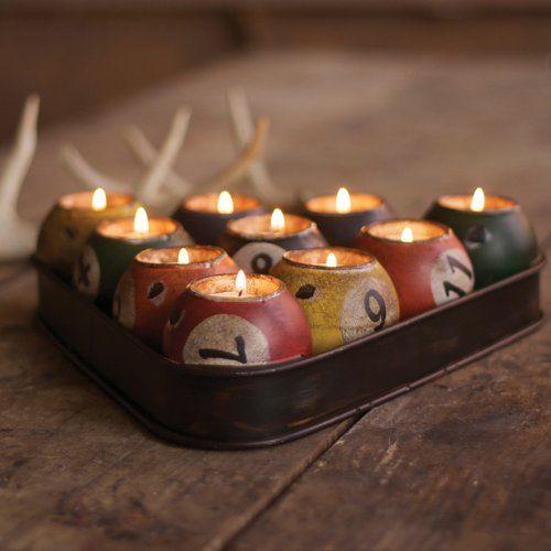 Pool-Kerzen