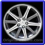 Acura TL 2014 Wheels & Rims Hollander #71787 #Acura #TL #AcuraTL #2014 #Wheels #Rims #Stock #Factory #Original #OEM #OE #Steel #Alloy #Used