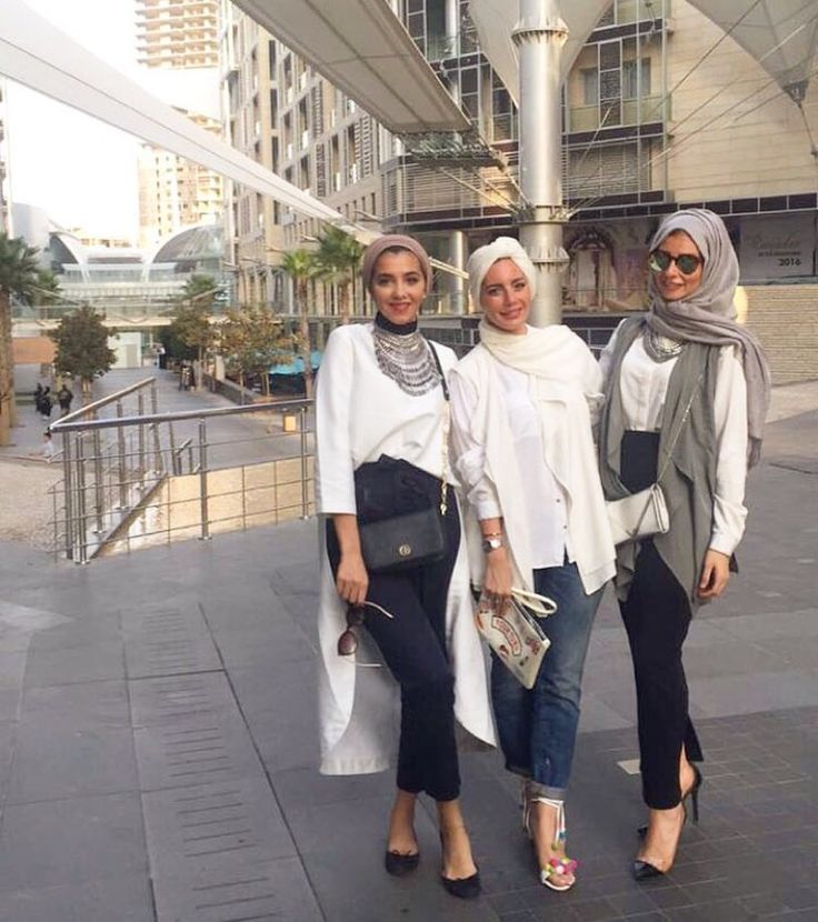 Hijab + Love These Outfits (noor_hedaya)