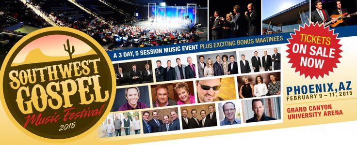 2015 Southwest Gospel Music Festival | IMC Concerts