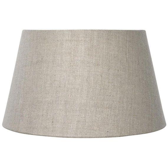 45cm Drum Linen Lampshade