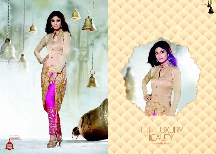 Shilpa Shetty Designer Suit @delhi6store