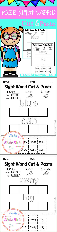 Worksheet Pre K Reading Activities 1000 ideas about pre k sight words on pinterest free kindergarten activities first grade pre