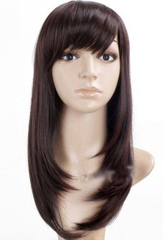 Sogood Cute Elegant Japanese Style Dark Brown Oblique Neat Bang Straight Hair Medium Length Wigs for Gril Lady Women Sogood,http://www.amazon.com/dp/B00A24PC34/ref=cm_sw_r_pi_dp_szTMsb0W77J79Z0W
