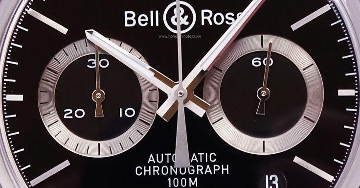 Bell & Ross Vintage BR 126 GT subesferas