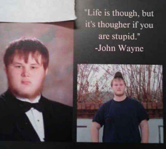 The John Wayne Quote: