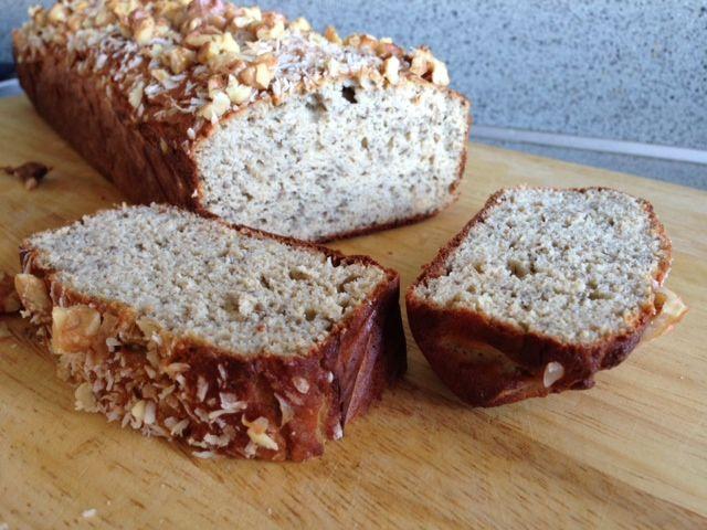 Banana Cocos Bread