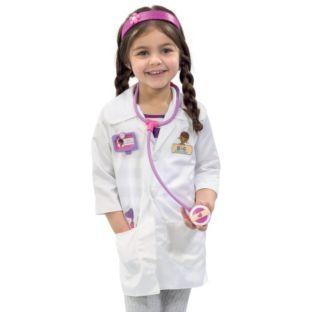 Buy Doc McStuffins Doctors Dress Up Set at Argos.co.uk - Your Online Shop for Children's fancy dress costumes, Children's fancy dress.