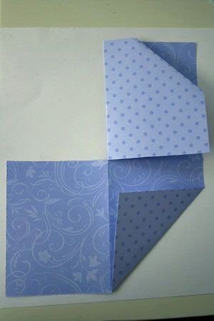 Splitcoaststampers - Diagonal Double Punch Card Project Tutorial by Claudia Rosa