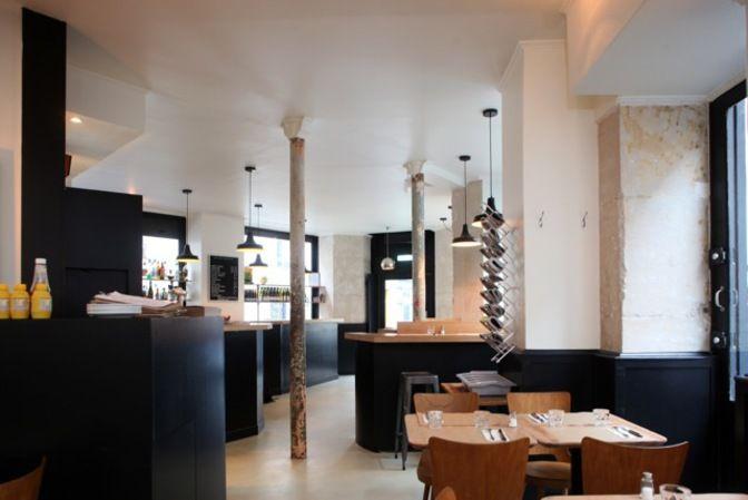 Restaurant Le Ruisseau, 65, rue du Ruisseau Paris (75018) TÉL : +33 1 42 23 31 23 Métro : Jules Joffrin, Porte de Clignancourt - (Guide Fooding)