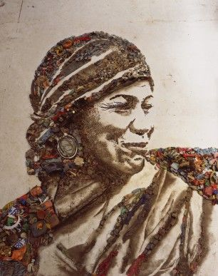 The Gipsy (Magna) - Vik Muniz