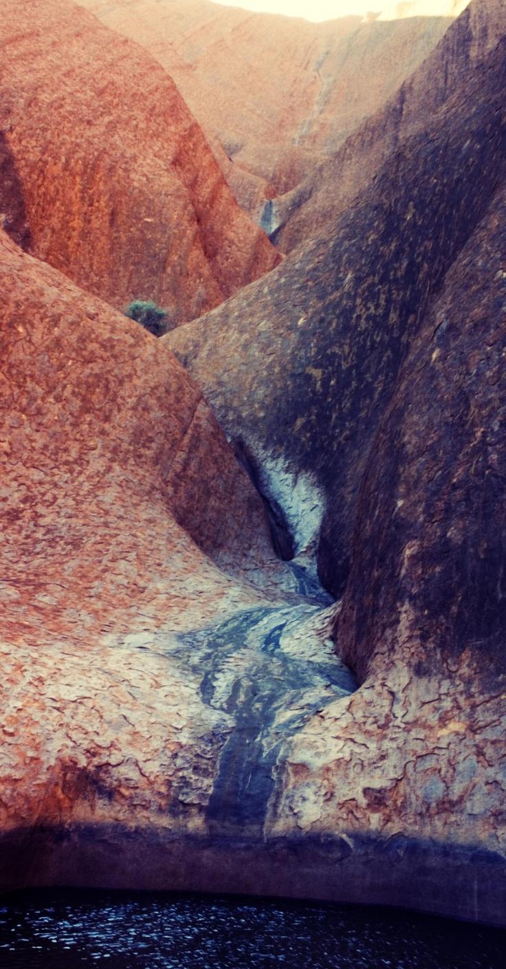 Mutitjulu at Uluru.