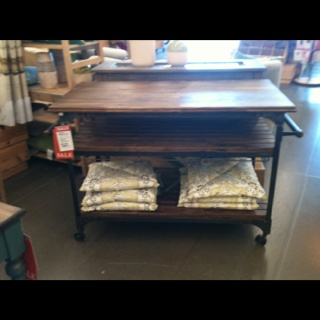 Jackson Kitchen Cart World Market $359.00