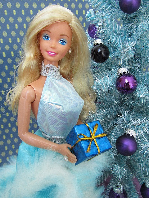 Magic Moves Barbie by pigglys_playground, via Flickr