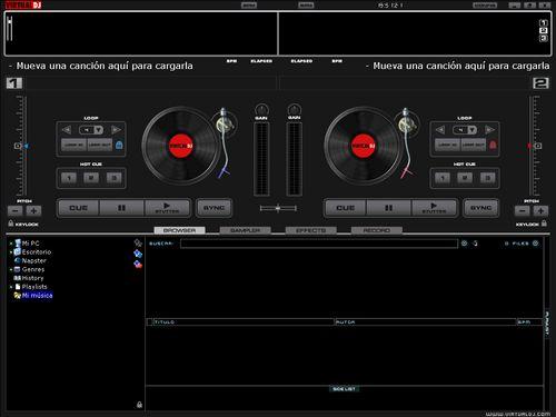 Descargar Virtual DJ (gratis) - última versión de Virtual DJ en español en CCM