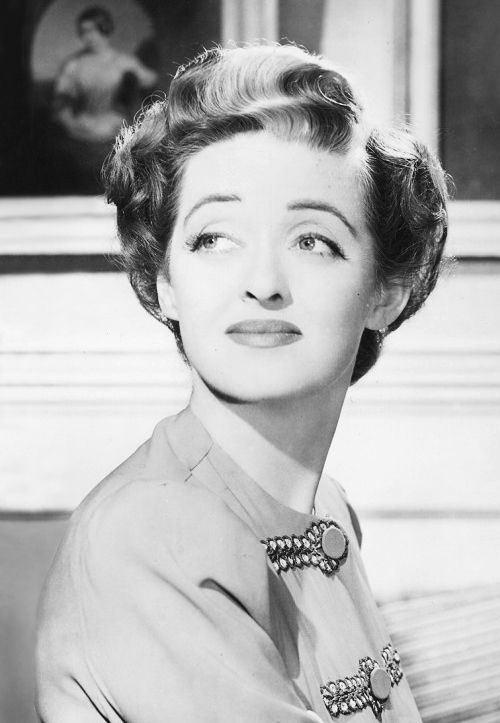 "Bette Davis - ""She did it the hard way"" is the inscription on her tombstone. She climbed to the top, refused to be beaten by man or woman, and exuded strength and determination for what she believed in as well, whether it be life choices or work choices. And all with a brilliant sense of humour"