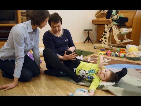 Мастер-класс двигательного терапевта Людмилы Истоминой - YouTube