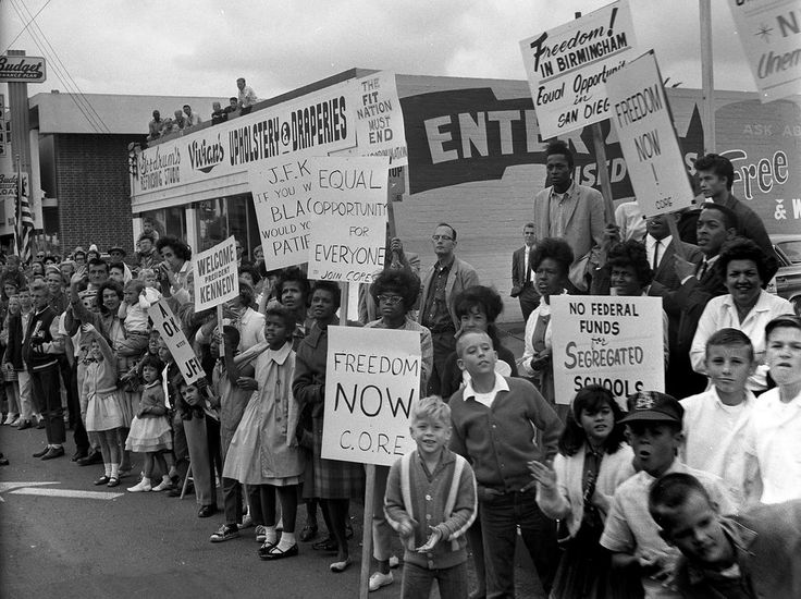 the dream of freedom from racial inequality in america From freedom to equality with neh a  and the following decades showed that the suppression of freedom on racial grounds could take  the dream of samuel.