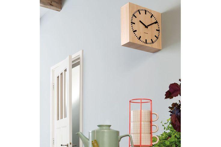Present Time(プレゼントタイム) ウォールクロック 壁掛け時計 おしゃれ