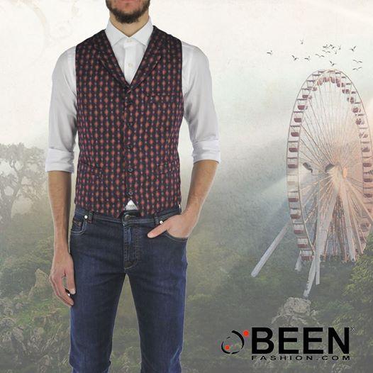 Sarai veramente elegante con questo gilet #Bevilacqua! http://www.beenfashion.com/it/bevilacqua-gilet-stampato.html?utm_source=pinterest.comutm_medium=postutm_content=gilet-uomoutm_campaign=post-prodotto