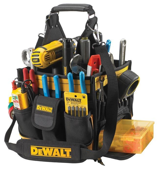 11'' Electrical/Maintenance Tool Carrier with Parts Tray