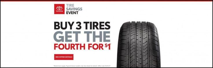 Toyota Dealership Tires