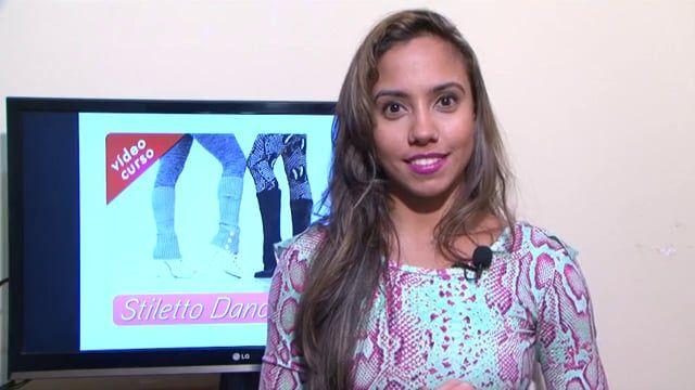 Curso de Stiletto Dance Online – Cursos Sem Sair de Casa
