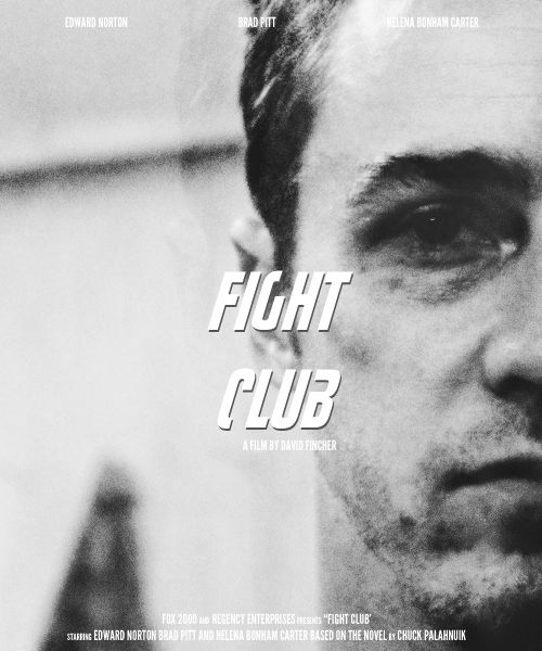 .: Movie Posters, Moviehol Film, Fight Clubresearch, Cinema Inspiration, Clube Da, Edward Norton, Book, Music Movie, Movieswewatch Fightclub