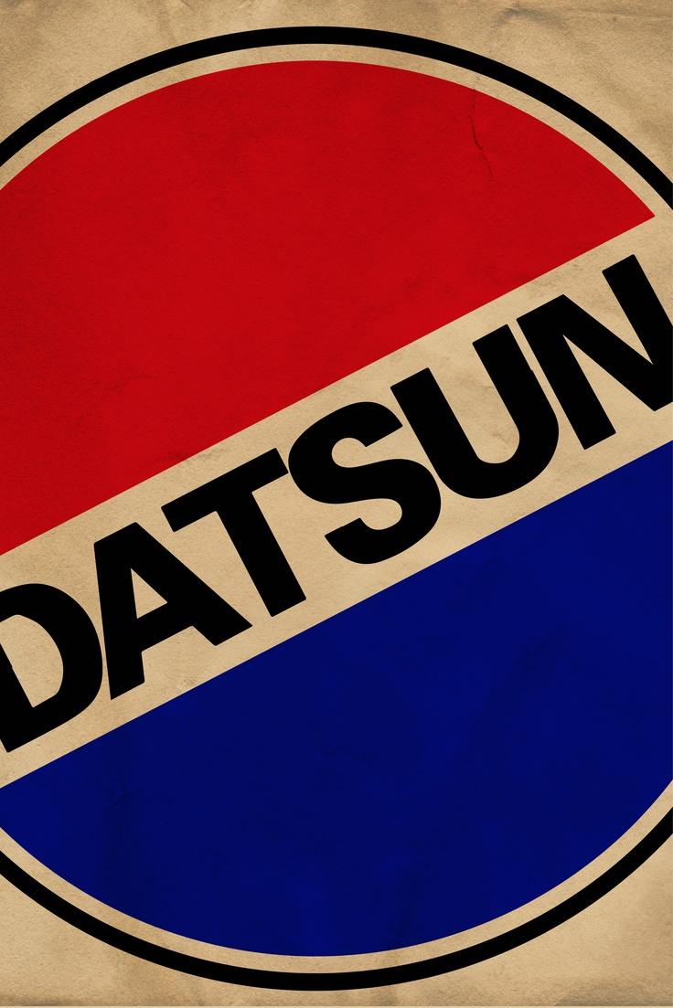 iPhone Wallpaper Project - Datsun Logo