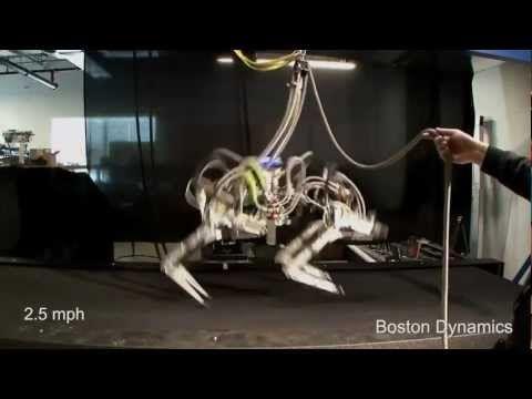Boston Dynamics Military Robots - YouTube
