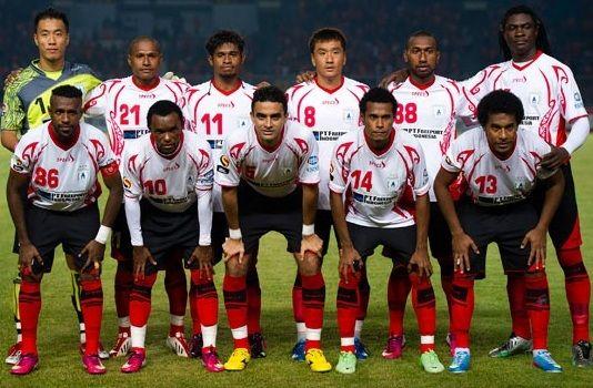 Pemain Persipura Genjot Latihan Fisik Jelang Piala Jenderal Sudirman : Para pemain tim Persipura Jayapura telah berkumpul dan terus berlatih guna menghadapi turnamen Piala Jenderal Sudirman yang akan dimulai pada 14 November 2015 mendatang