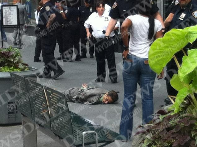 Crazy News: Fired Fashion Stylist kills BOSS, With Nine Others Injured In A Shootout In Midtown, Manhattan! (Photos)