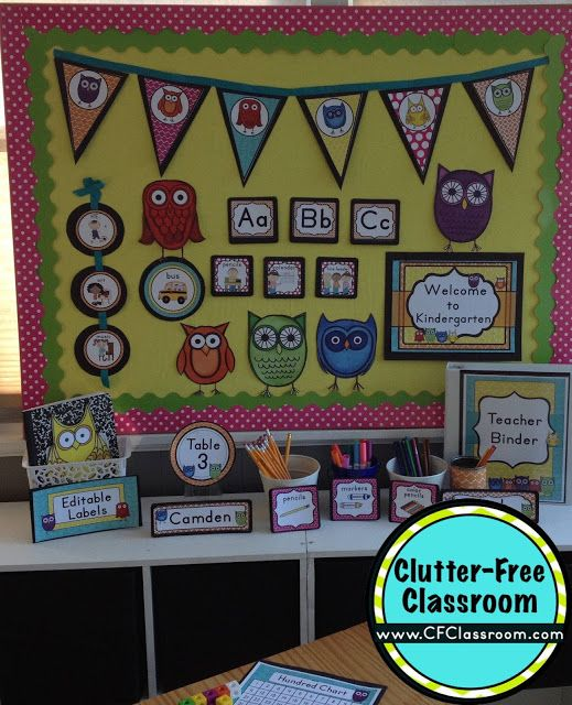 Classroom Ideas On A Budget ~ Best owl classroom theme ideas and decor images on