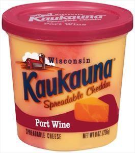 Kaukauna Wine Cheese Cup