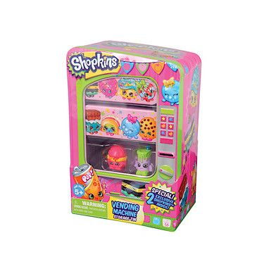 shopkins toys | Shopkins Vending Machine Storage Tin | Playsets | Action toys and ...