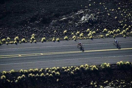 Lava field - Ironman Hawaii 2015 #ironman #kona #swimbikerun #triathlon