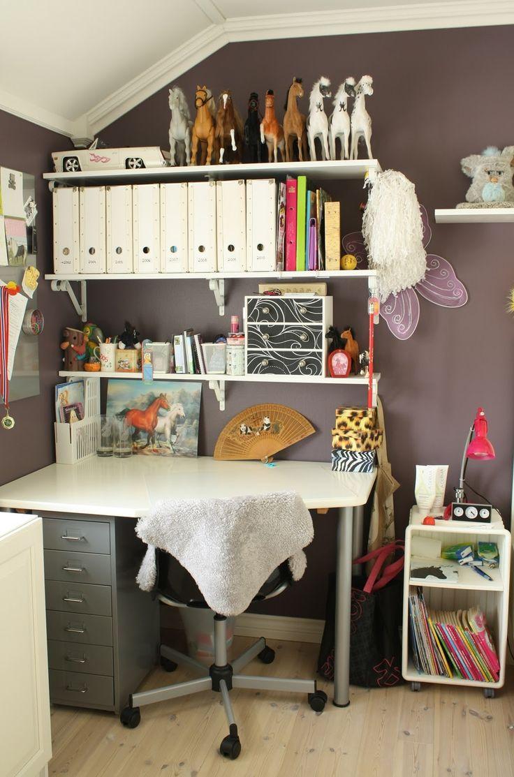 skrivebord jenterom - Google-søk