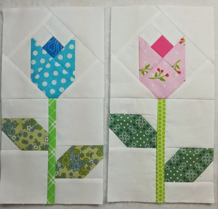 Podunk Pretties: Podunk Posy quilt block tutorial (lots of pics)
