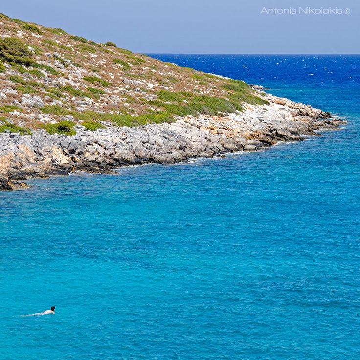 Τhe ultimate blue at Kounoupa islet! www.astypalaia-island.gr #astypalaia #astipaleagram #greece #travel #travelgram #aegeansea #dodecanese #visitgreece
